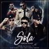Sola  | Version Cumbia | (Remix) Anuel Ft Varios Artistas - aLeeDj Ft Zeta Music