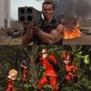 Episode 39 - Commando & The Incredibles w/Special Guests David Morse, Ryan Hurst, & Kyle Gallner