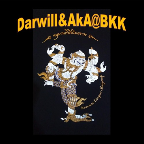 Darwill&AkA@BKK - Techno - Set - Space Atmospheric