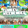 OFFICIAL TURKEY WEEKENDER 2017 NEW BASHMENT MIX