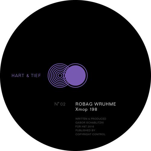 Robag Wruhme - Xmop-198-Hart & Tief