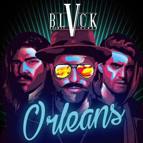 Orleans - Velvet Black