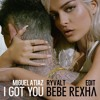 Bebe Rexha - I Got You (Miguel Atiaz & RYVALT Edit) Bass For Copyright*