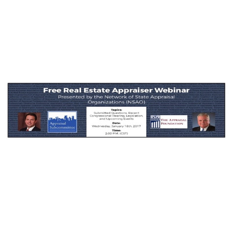 Question and Answer Featuring The Appraisal Foundation (TAF) and The Appraisal Subcommittee (ASC)