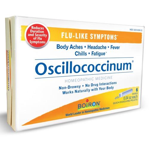 Unpronouncable? Oscillococcinum