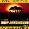 Deep Afro-House Mix  Vol. 3 2017 - Eco Live Mix Com Dj Ecozinho