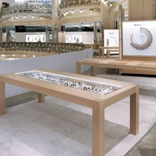 MyApple Daily (S04E098) #323: Stoiska z Apple Watch znikają z ekskluzywnej galerii Lafayette