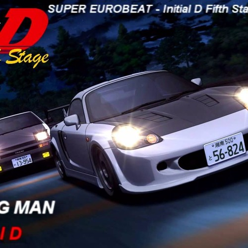 Initial D 5th Stage Soundtrack