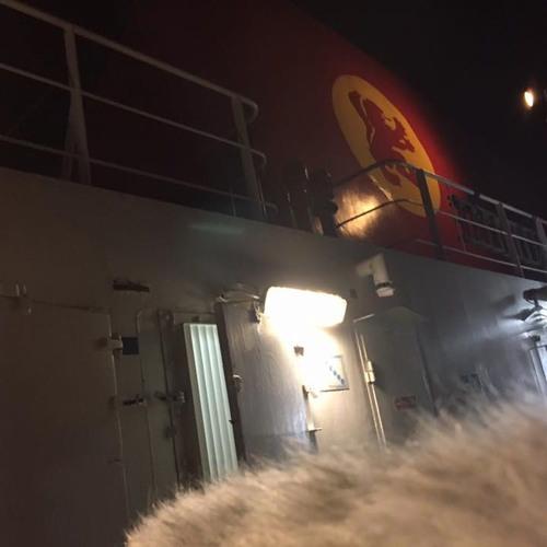Scottish Ferry Recording