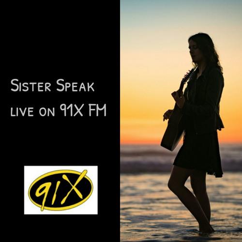 SisterSpeak - 91X Loudspeaker Interview (Ft Chicago Dream & Nirvana)
