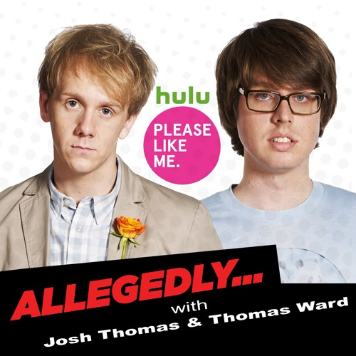 """Please Like Me"" Stars Josh Thomas and Thomas Ward"