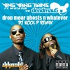 Yin Yang Twins Ft. M-Status vs deadmau5 - Drop Moar Ghosts n Whatever (DJ Kool P Mashup)-DIRTY