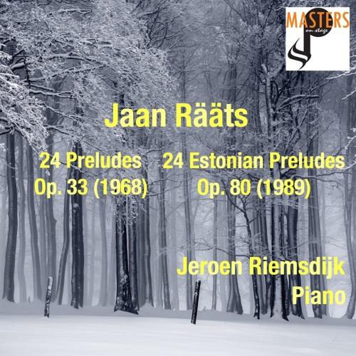 Raats Preludes Op. 33 No 19
