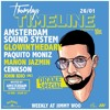 THURSDAYS TIMELINE MIXTAPE NO.2 DRAKE SPECIAL MIXED BY CENKSON
