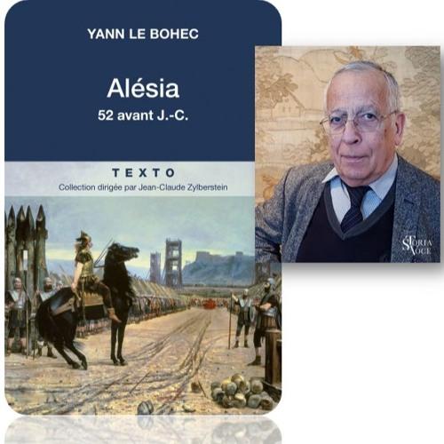 La bataille d'Alesia