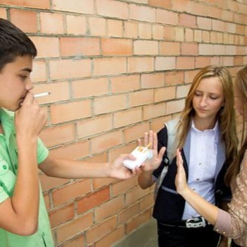 Жизненная фаза «Подростковый возраст», и почему подростки начинают курить