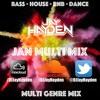 DJ Jay Hayden - Jan Multi Mix 2017 - TWITTER @DJJayHayden