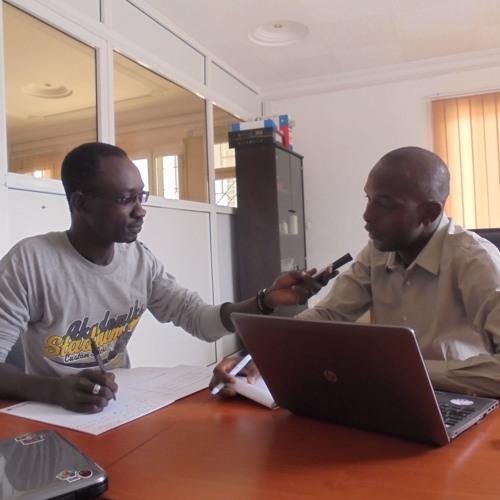 INTERVIEW DE M. SIRADIOU BA CHEF DIVISION CONTROLE CDP Premiere Partie