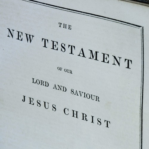 A Study of the New Testament - Bridge Bible Study