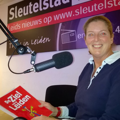 2017 - 01 - 24 Gonny van Alewijk over de bezorging van De ziel van Leiden
