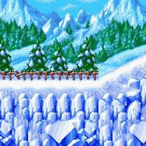 Ice Mountain Zone, Sonic Advance