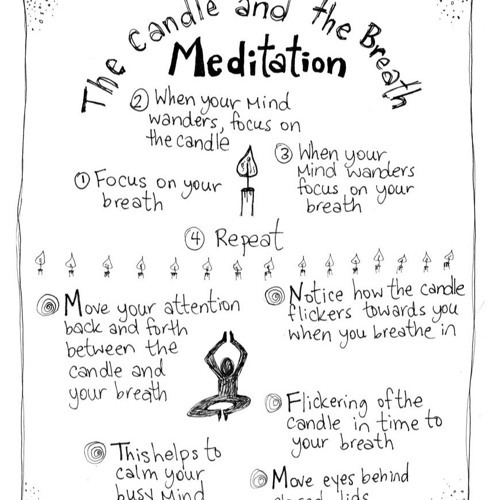 The Candle and The Breath Meditation