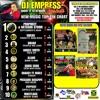 Empress Tashai Top Ten Chart Live via Oneloveradio 106.5fm Tues January 24/2017