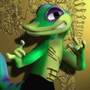 Gex: Enter the Gecko - Media Dimension - REMAKE (Style: PS4/Switch)