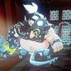 Roadhog's kunai with chain
