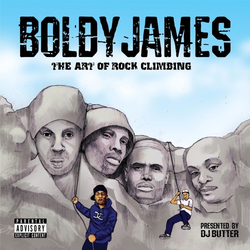 Boldy James - DJ Butter Presents...The Art of Rock Climbing