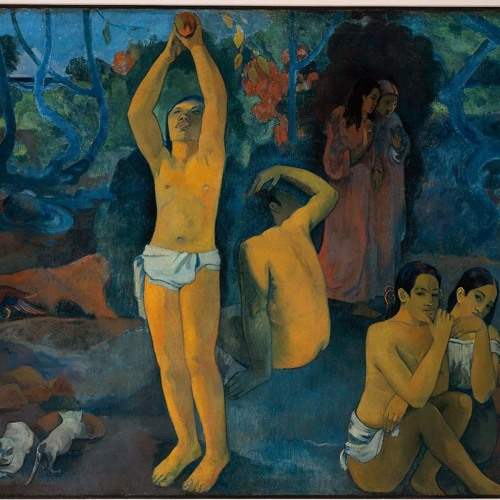 """Ep. 14  - Paul Gauguin's """"Where Do We Come From? What Are We? Where Are We Going?"""" (1897-98)"""