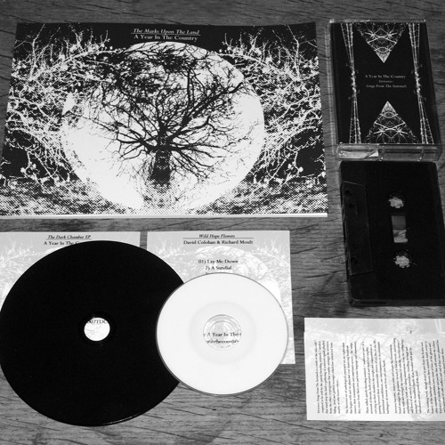 The Dark Chamber EP / The Marks Upon The Land Book - preview clips