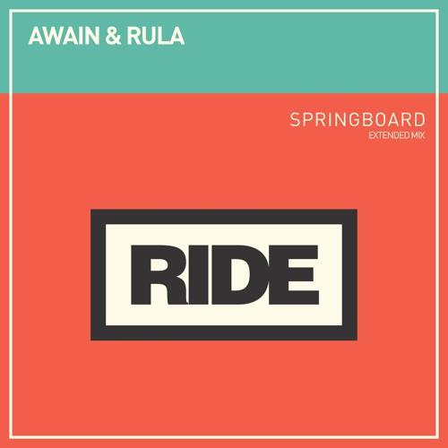 Awain & RULA - Springboard (Extended Mix)