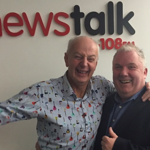 Bobby Kerr, Newstalk interviews Graham Mulhern Media Player Audio File