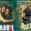 RAEES & KAABIL Movie Review by PALLAVI for ART PICKLE