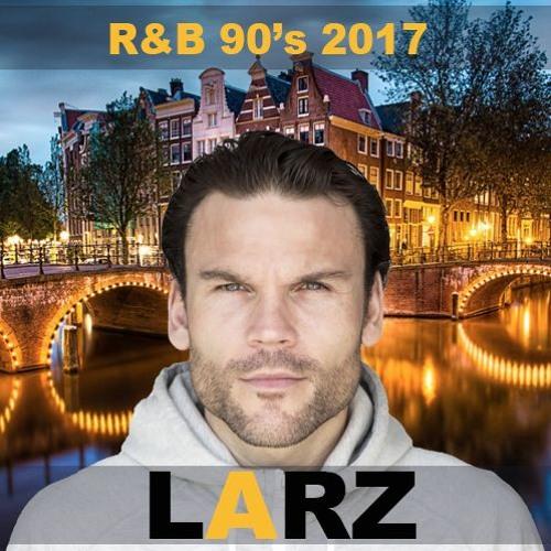 LARZ PRESENTS - Studio Sessions HIPHOP 90's R&B  MIX  2017