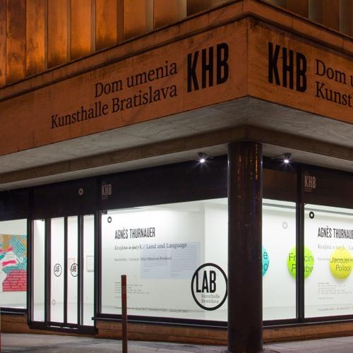 Kurátorka Mira Sikorová-Putišová v Rádiu_FM o výstave Agnès Thurnauer v Kunsthalle LAB