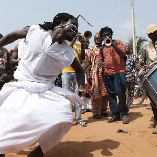AGO Benin Brass