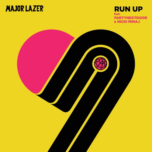 Major Lazer - Run Up (feat. PARTYNEXTDOOR & Nicki Minaj)