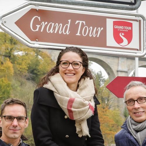 #005 | Maria Sägesser, Grand Tour of Switzerland