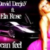 David Deejay Feat. Ela Rose - I Can Feel (Club Remix) by J.B Project