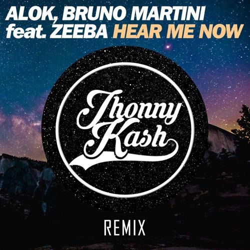 Baixar Alok, Bruno Martini Feat. Zeeba - Hear Me Now (Jhonny Kash Remix)FREE DL