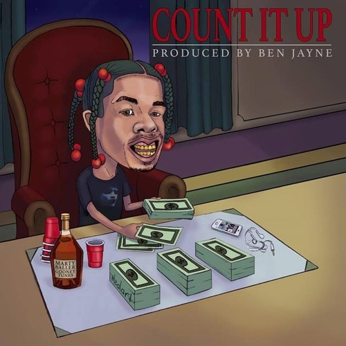 Marty Baller - Count It Up (Prod By Ben Jayne)