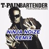 Video T - Pain Ft Akon - Bartender (Ninja Noize Remix) download in MP3, 3GP, MP4, WEBM, AVI, FLV January 2017
