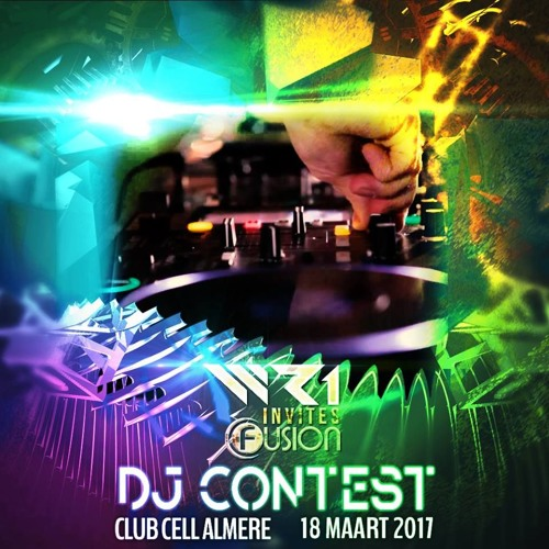 WR1 Invites Fusion DJ - Contest | Mixed By Distinction