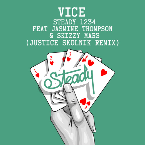Steady 1234 (Justice Skolnik Remix)