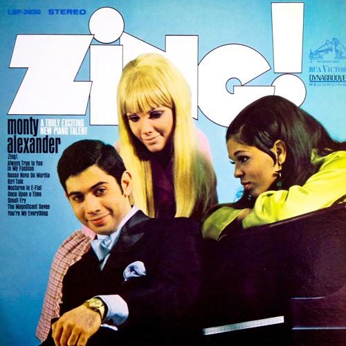 Monty Alexander - Zing!(Vinyl)