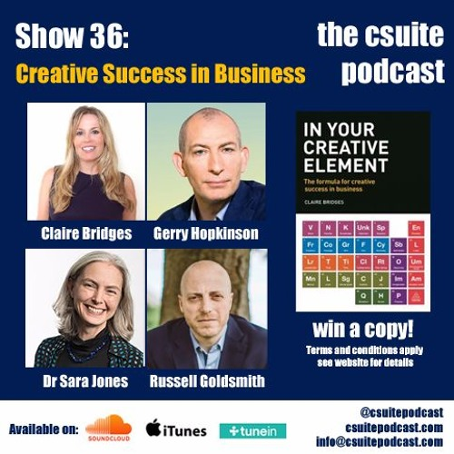 Show 36 - Creative Success in Business