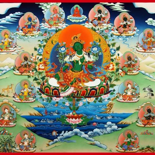 21 Praises To Tara (རྗེ་བཙུན་འཕགས་མ་སྒྲོལ་མ་ཉེར་གཅིག་གི་བསྟོད་པ།)