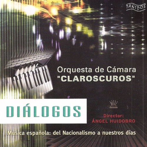 IGOA, Enrique: Diálogos for accordion orchestra, 1988 (excerpt)